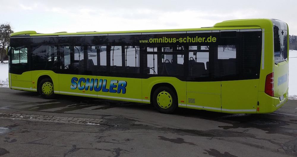 START ins neue Jahr mit Euro VI Omnibus
