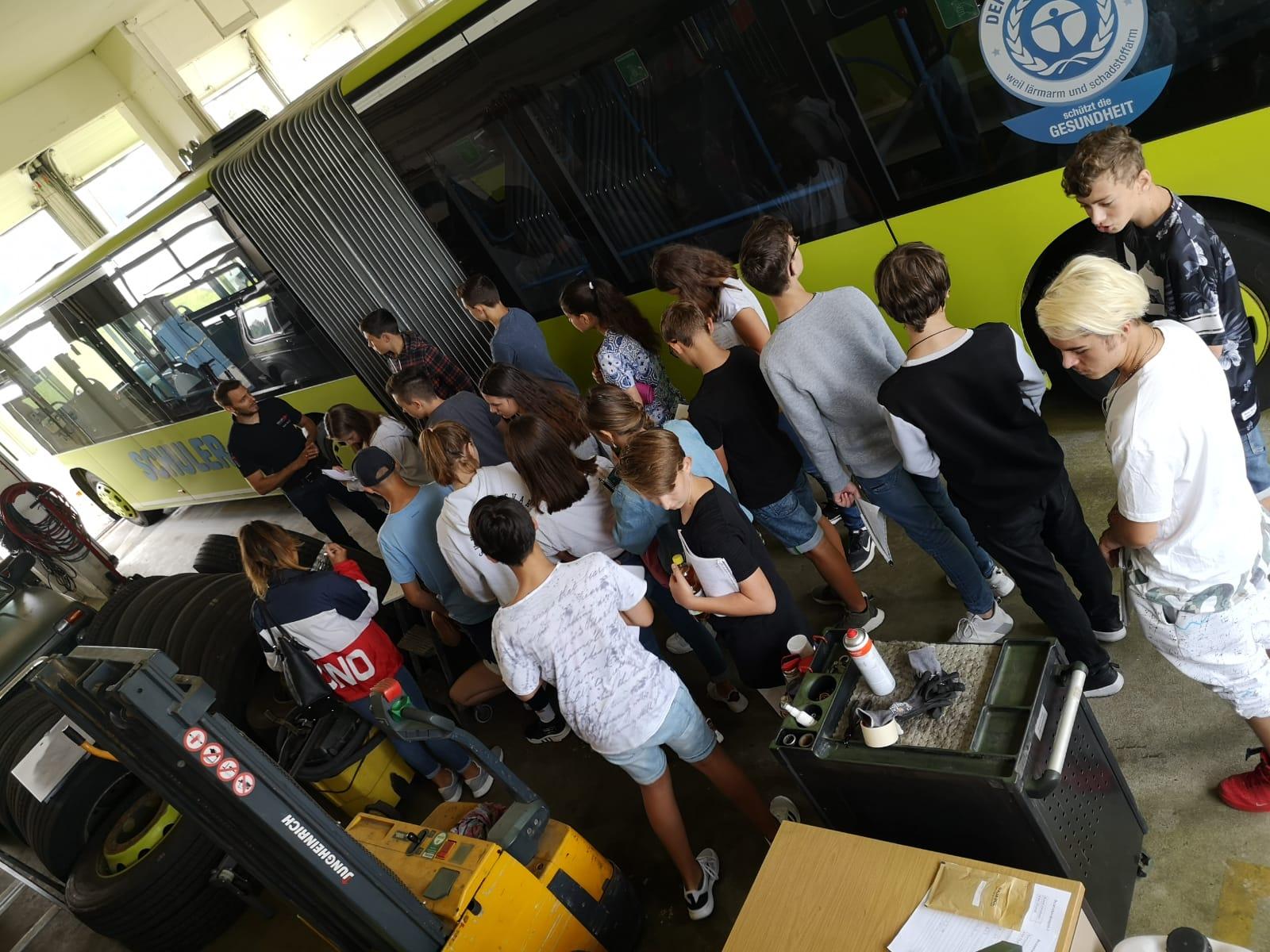 Schulbusbegleiterausbildung 2019